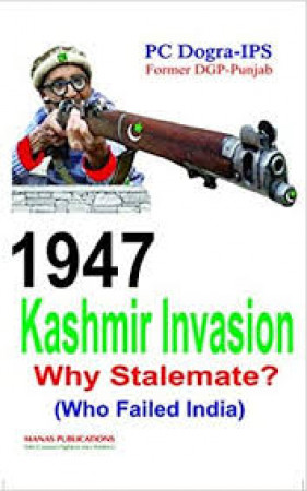 1947 Kashmir Invasion: Why Stalemate (Who Failed India)