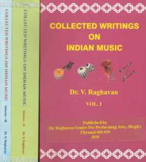 Collected Writings on Indian Music (In 3 Volumes)