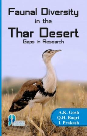 Faunal Diversity in the Thar Desert: Gaps in Research