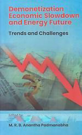 Demonetization, Economic Slowdown and Energy Future