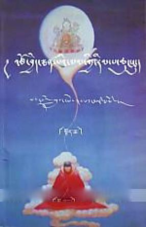 'Tsho Byed Sman Pa'i Lam Gyi Rim Pa Chun Nu (In 2 Volumes)