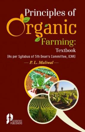Principles of Organic Farming: Textbook