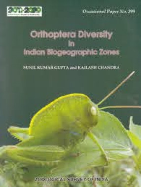 Orthoptera Diversity in Indian Biogeographic Zones
