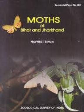 Moths of Bihar and Jharkhand