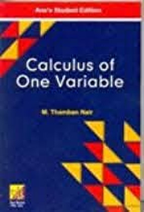 Calculus of One Variable: For Science and Engineering Students