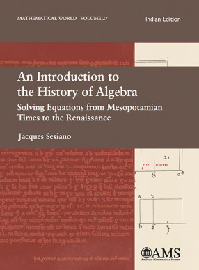 An Introduction to the History of Algebra