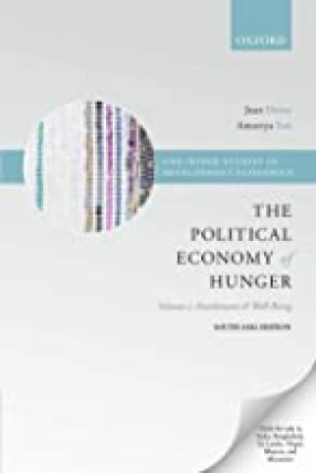 Political Economy of Hunger: Entitlement and Well-being (Volume 1)