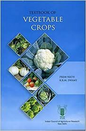 Textbook of Vegetable Crops
