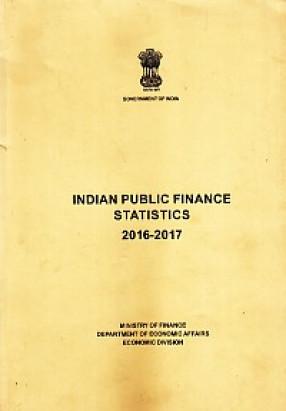 Indian Public Finance Statistics, 2016-2017