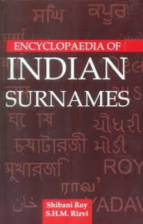 Encyclopaedia of Indian Surnames