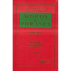 Supreme Court on Words & Phrases, 1950-2017