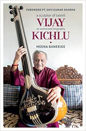 A Sculptor Of Talent Vijay Kichlu