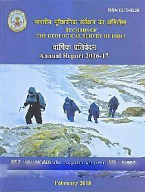 Annual Report, 2016-2017= Varshika Prativedana, 2016-2017 Volume-151