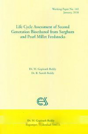 Life Cycle Assessment of Second Generation Bioethanol From Sorghum and Pearl Millet Feedstocks