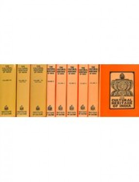 The Cultural Heritage of India (In 9 Volumes)