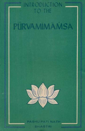 Introduction to The Purva Mimamsa