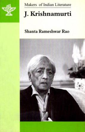 J. Krishnamurti (Makers of Indian Literature)