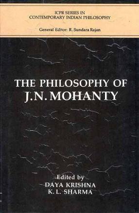 The Philosophy of J. N. Mohanty