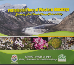 Periglacial Flora of Western Himalaya: Diversity and Climate Change Vulnerability
