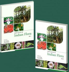 New Vistas in Indian Flora (In 2 Volumes)
