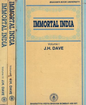 Immortal India- (In 3 Volumes)