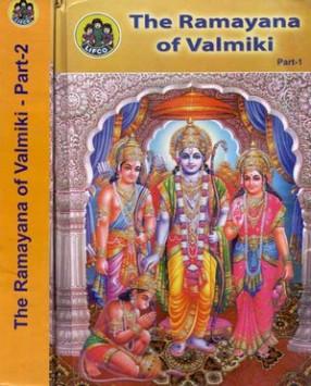 The Ramayana of Valmiki (In 2 Volumes)