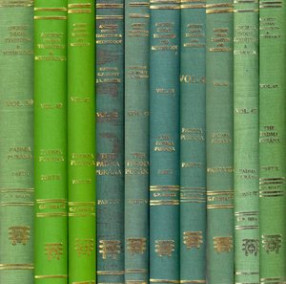 The Padma Purana (In 10 Volumes)