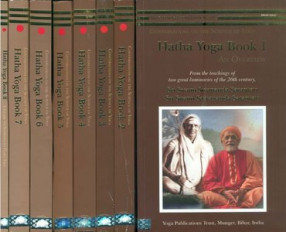 Hatha Yoga: The Ultimate Book (In 8 Volumes)