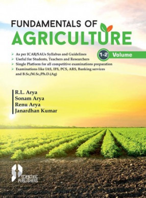 Fundamentals of Agriculture (In 2 Volumes)