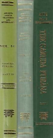 The Garuda Purana: (In 3 Volumes)