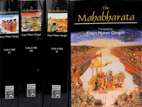 The Complete Mahabharata in (In 4 Volumes)