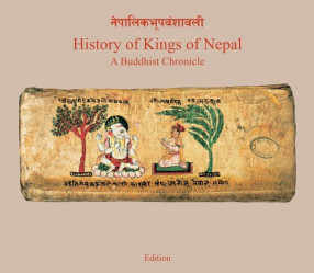 History of the Kings of Nepal: A Buddhist Chronicle (In 3 Volumes)