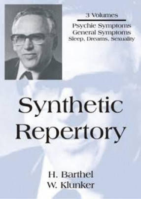Synethetic Repertory (In 3 Volumes)