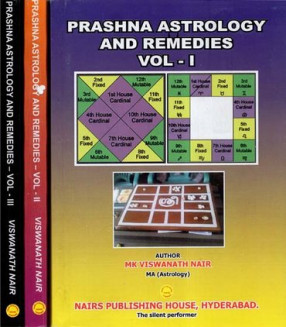 Prashna Astrology and Remedies (in 3 Volumes)