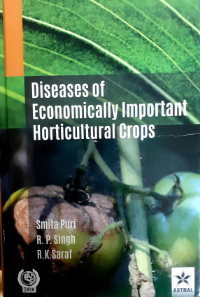 Diseases of Economically Important Horticultural Crops