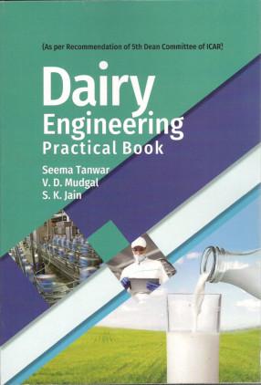 Dairy Engineering Practical Book