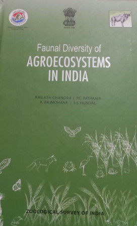Faunal Diversity of Agroecosystems in India