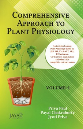 Comprehensive Approach To Plant Physiology, Volume 1