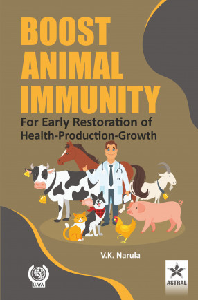 Boost Animal Immunity For Early Restoration of Health-Production-Growth