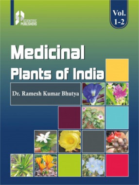 Medicinal Plants of India (In 2 Volumes)