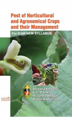 Pest of Horticultural and Agronomical Crops and their Management