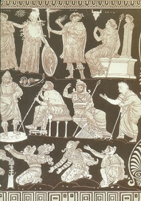 Indo-Hellenic Cultural Transactions